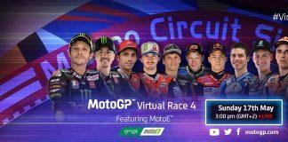 motogp virtual race motoe