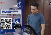 All New Yamaha NMAX 155 Connected ABS