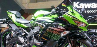 KMI menunda peluncuran Kawasaki Ninja ZX