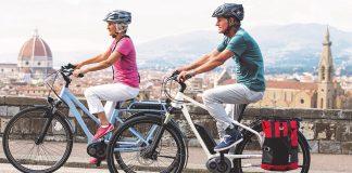 penjualan sepeda listrik