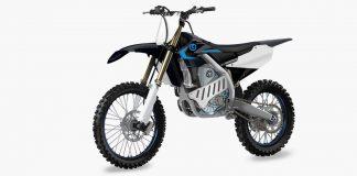 Yamaha Dirt Bike Elektrik