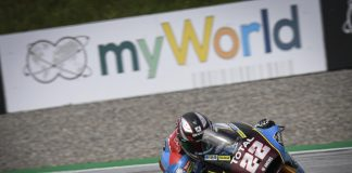 FP Moto2 2020 Styria
