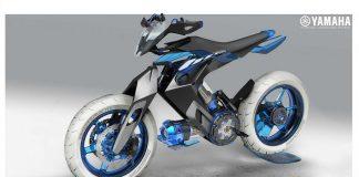 Yamaha XT500 H2O Edition