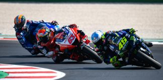 VR46 Academy Tutup
