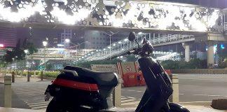Test Ride Niu NQi