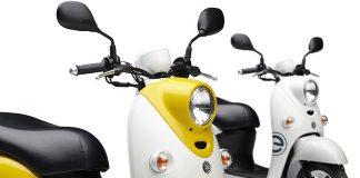 Warna Baru Yamaha E-Vino