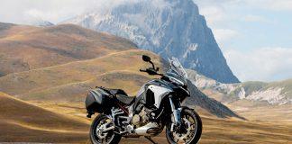 Ducati Multistrada V4 Baru