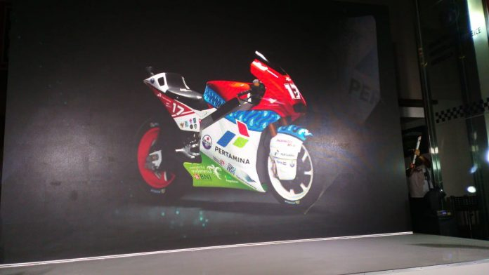Mandalika Racing Team Moto2