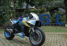 Sportbike Listrik BL-SEV01