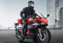 Penjualan New Honda CBR150R