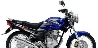 Yamaha Scorpio Custom