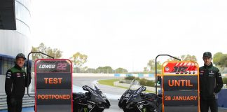 Private Test Jerez Batal