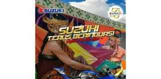 Kontes Suzuki Terus Berinovasi