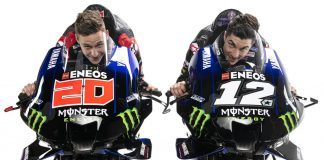 Livery Yamaha MotoGP 2021