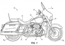 Paten Supercharger Harley-Davidson