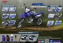 Aksesori Yamaha WR 155