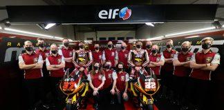 Elf Marc VDS Racing