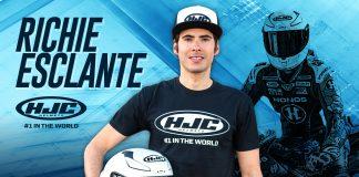 HJC Helmets Richie Escalante