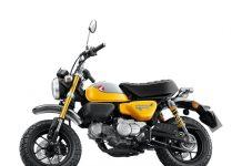 Honda Monkey 125 2021