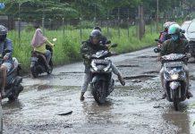 Kecelakaan Akibat Jalan Rusak