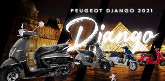 Peugeot Djanggo 2021