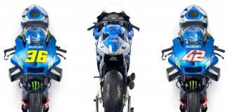 Spesifikasi Suzuki GSX-RR