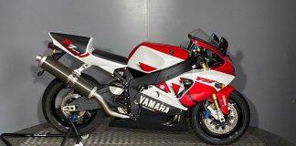 Yamaha YZF-R7 Tahun 1999