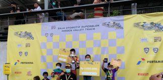 Hasil BOS Junior Motocross