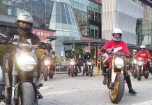 Ducati Motors Club Indonesia