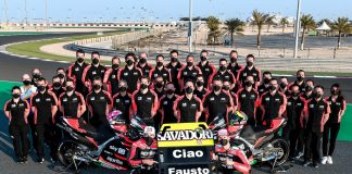 Aprilia Racing Perpanjang Kontrak