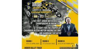 BOS Junior Motocross