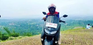 Test Ride NMAX 155