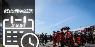 Jadwal WorldSBK Estoril 2021