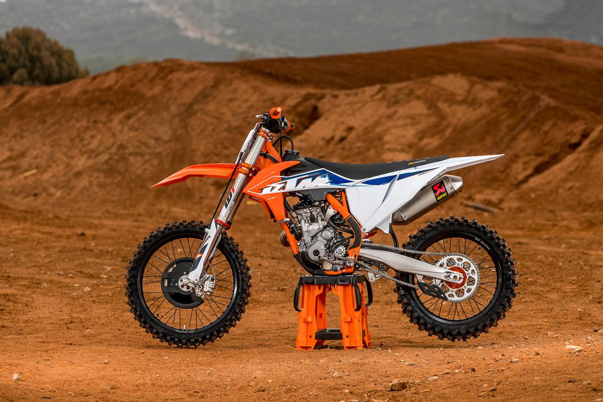 KTM 2022