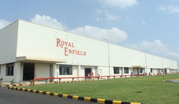Pabrik Royal Enfield