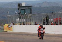 Race 2 WorldSBK Aragon