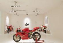 Museum Ducati Dibuka Kembali