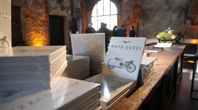 Buku Moto Guzzi