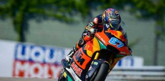 FP Moto2 2021Jerman