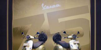 Vespa 75
