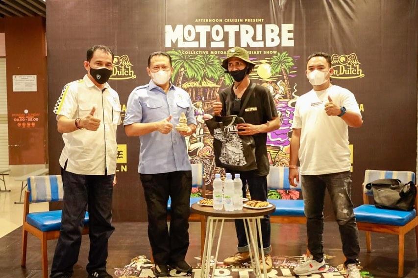 Bamsoet Mototribe Show 2021
