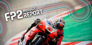 FP 2 MotoGP Katalunya
