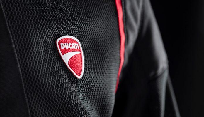 Jaket Ducati