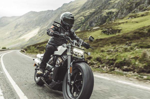 Harley-Davidson Sportster S 2021