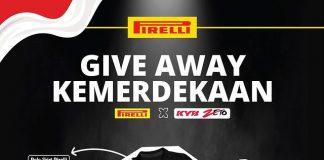 Giveaway Pirelli KYB