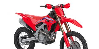 Honda CRF250R CRF250RX