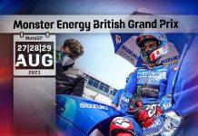 Jadwal MotoGP Inggris 2021