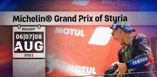 Jadwal MotoGP Styria 2021