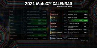 MotoGP Malaysia Batal