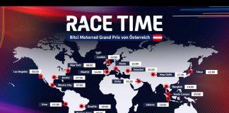 Jadwal MotoGP Austria 2021